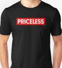 PRICELESS PRICELESS Unisex T-Shirt