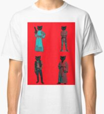 cat solo and gang Classic T-Shirt