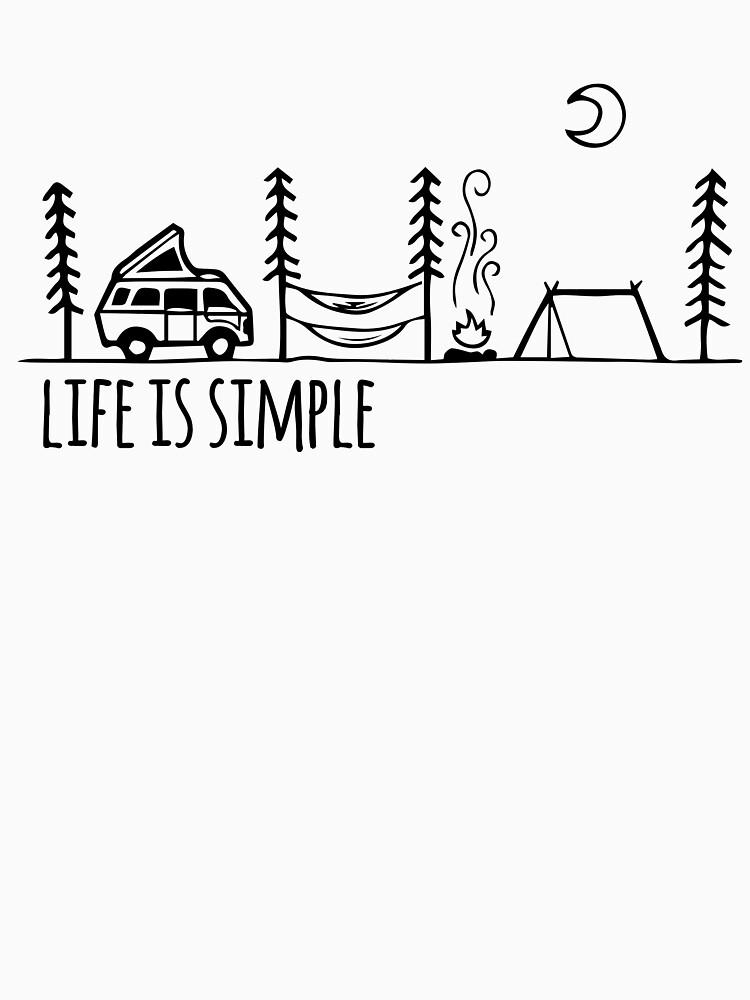 Vida sencilla de nomeinteresa