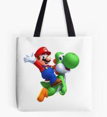 Mario & Yoshi Tote Bag