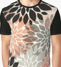 characteristic flower Graphic T-Shirt