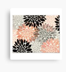 characteristic flower Canvas Print
