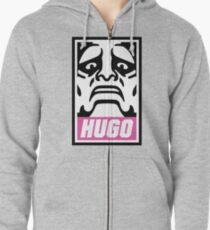 Hugo's Number One Zipped Hoodie