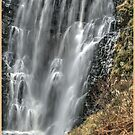 Clashnessie Falls by Alexander Mcrobbie-Munro