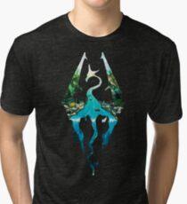 Skyrim Live Tri-blend T-Shirt