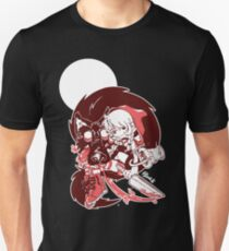 Red and blood riding hood Unisex T-Shirt