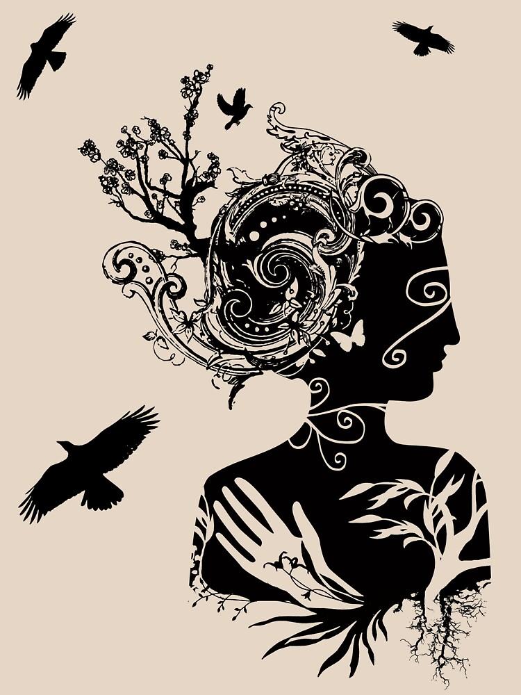 Gaia | Women's T-Shirt