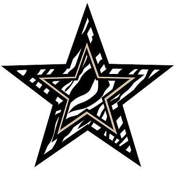 Zebra Star  by dohcom