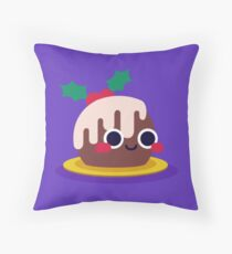 Pudding Throw Pillow