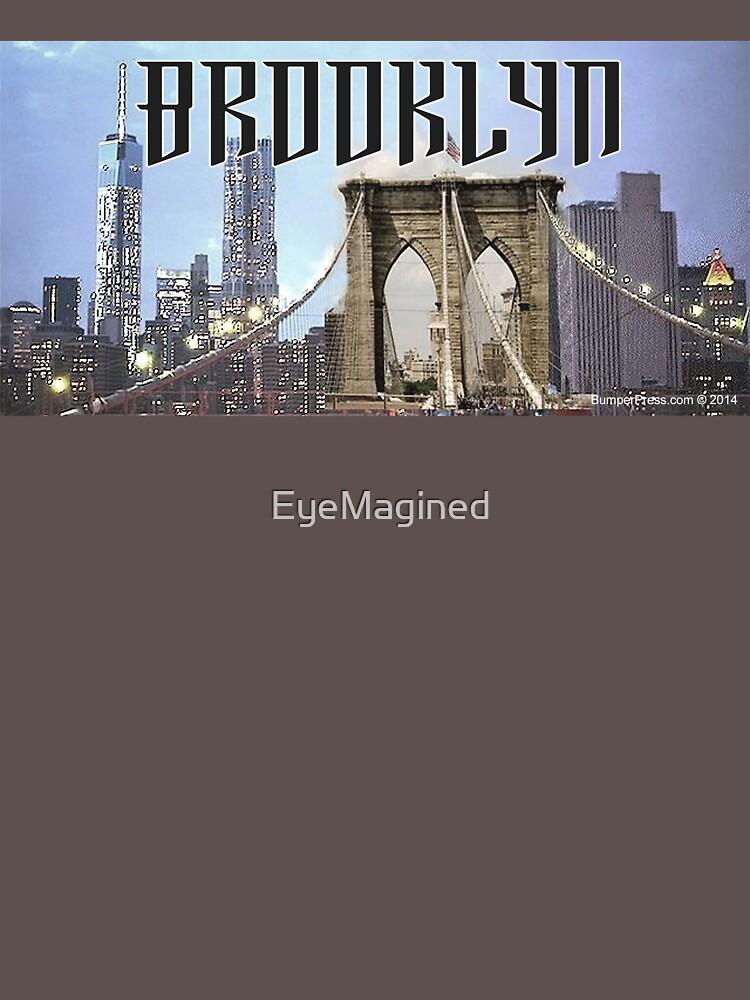 Brooklyn by EyeMagined