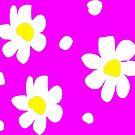 Daisies Q by Vitta