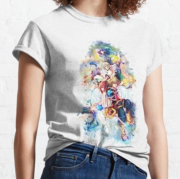 Kingdom Hearts Family Classic T-Shirt