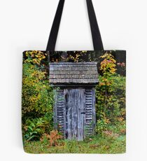 The Out House I Tote Bag