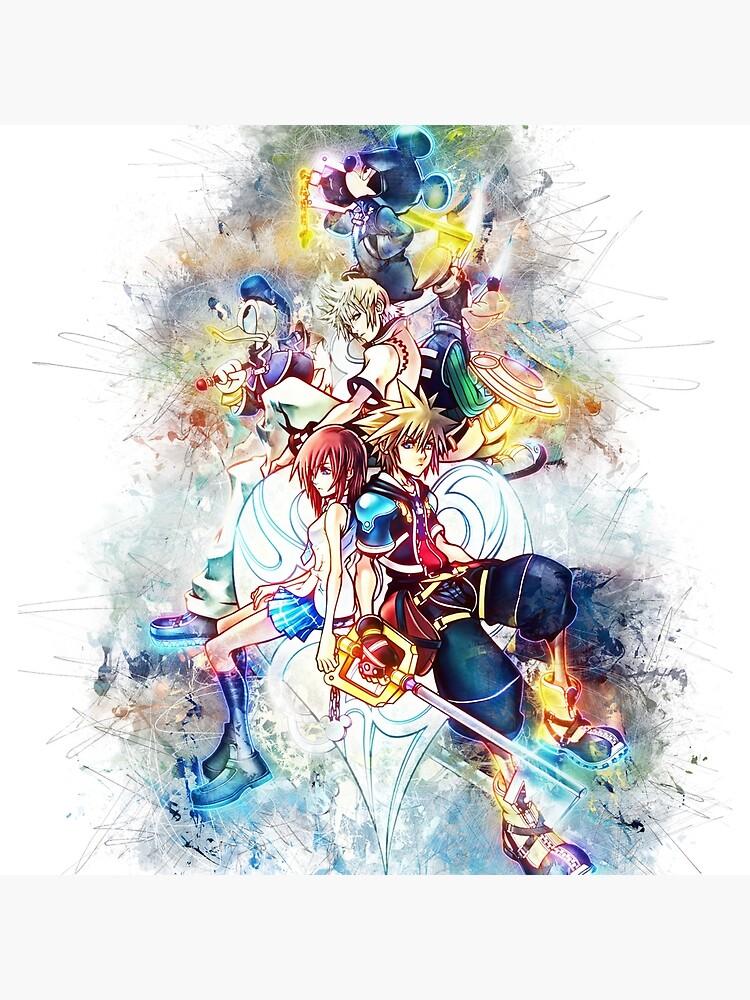 Kingdom Hearts Familie von puck4001