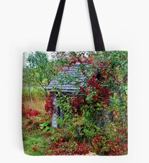 The Out House II Tote Bag