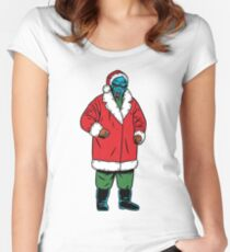 Jolly DOOM Women's Fitted Scoop T-Shirt