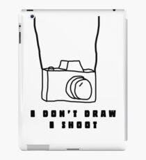 Photography Humor iPad Case/Skin