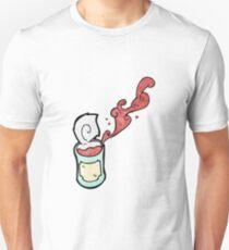 canned food cartoon T-Shirt