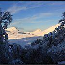 Stac Pollaidh Snow by Alexander Mcrobbie-Munro