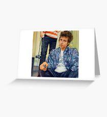 Bob - Highway 61 Greeting Card