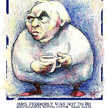 Mrs. Fedderly Light T by wilbur32557