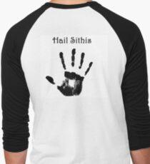 Hail Sithis Men's Baseball ¾ T-Shirt