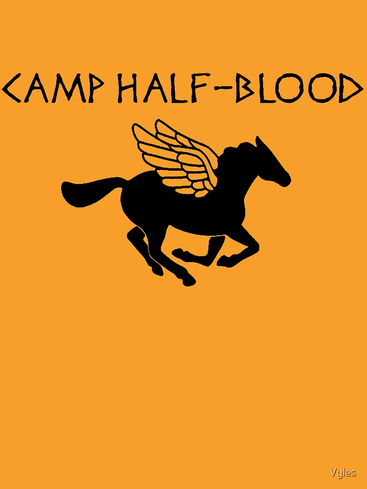 Half Blood Camp | Unisex T-Shirt