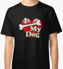I Bone My Dog Classic T-Shirt