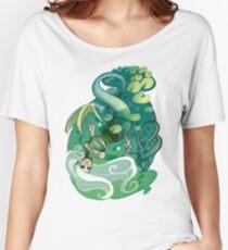 Nenúfar Women's Relaxed Fit T-Shirt