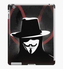 V iPad Case/Skin