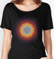 Sri Yantra Women's Relaxed Fit T-Shirt
