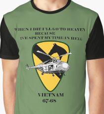 Vietnam Vintage War Soldiers Graphic T-Shirt