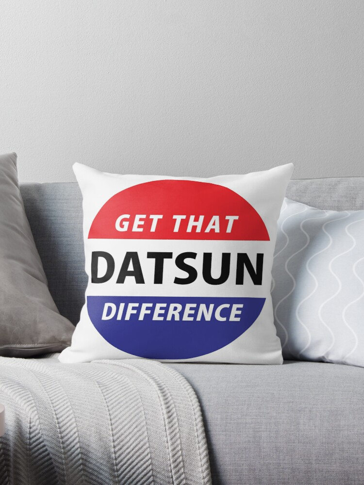 Get that datsun difference by jdmshop
