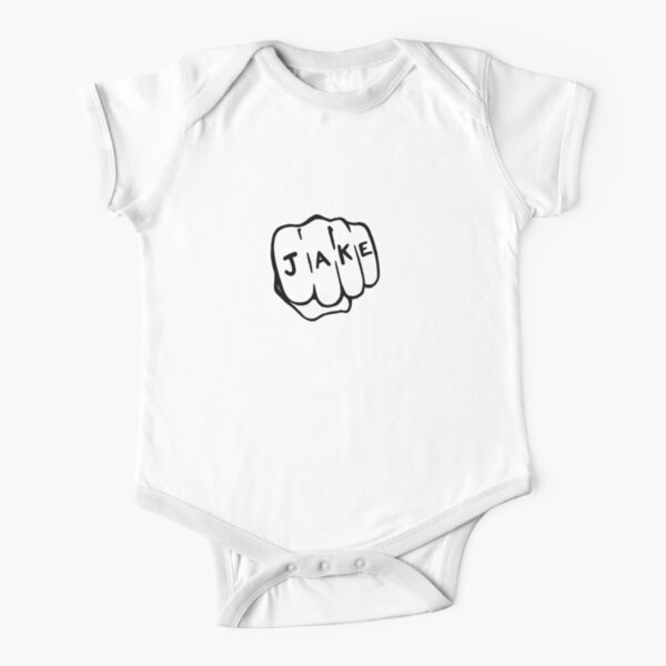 Toddler//Kids Short Sleeve T-Shirt My Godfather in Nevada Loves Me