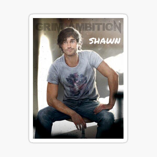 Shawn Thorton Sticker
