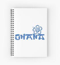 Ohana Spiral Notebook
