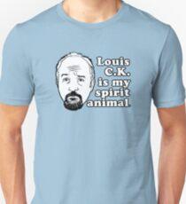 Louis C.K. is my Spirit Animal T-Shirt