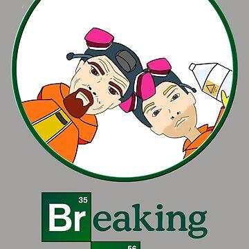 Acid Sulfuric - Breaking Bad by dejameprobar