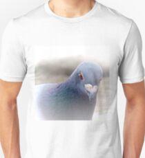 Pretty Pigeon....... Lyme Dorset UK T-Shirt