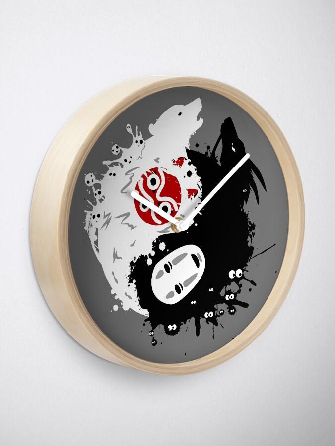 Alternate view of Spirits Yin-Yang Clock
