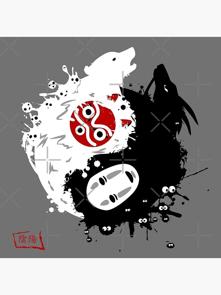 Spirits Yin-Yang by THEILO