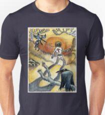 Cross Ghost Gram Parsons T-Shirt