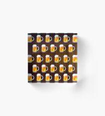 Beer Acrylic Block