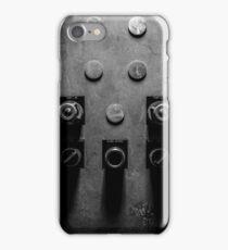 Industrial Panelboard iPhone Case/Skin