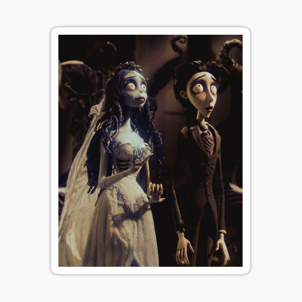 Corpse Bride Gifts Merchandise Redbubble