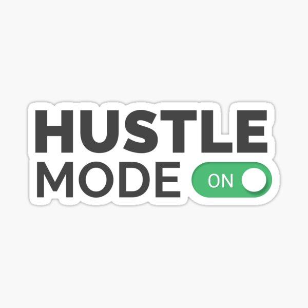 SUR! La vie d'entrepreneur et de startup est difficile Sticker