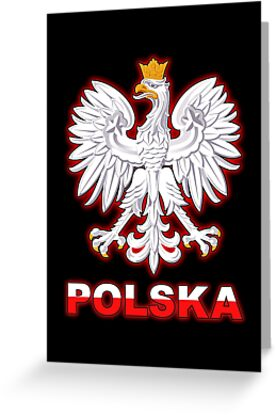 Polska - Polish Coat of Arms - White Eagle by graphix