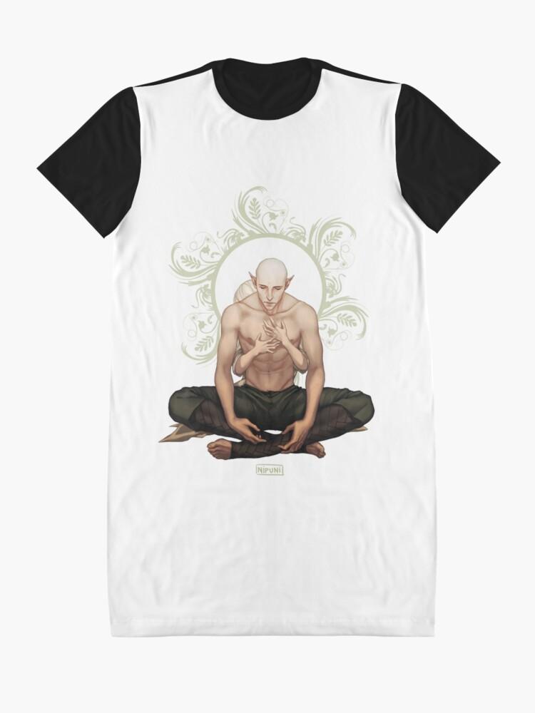 Alternative Ansicht von Hoffnung T-Shirt Kleid