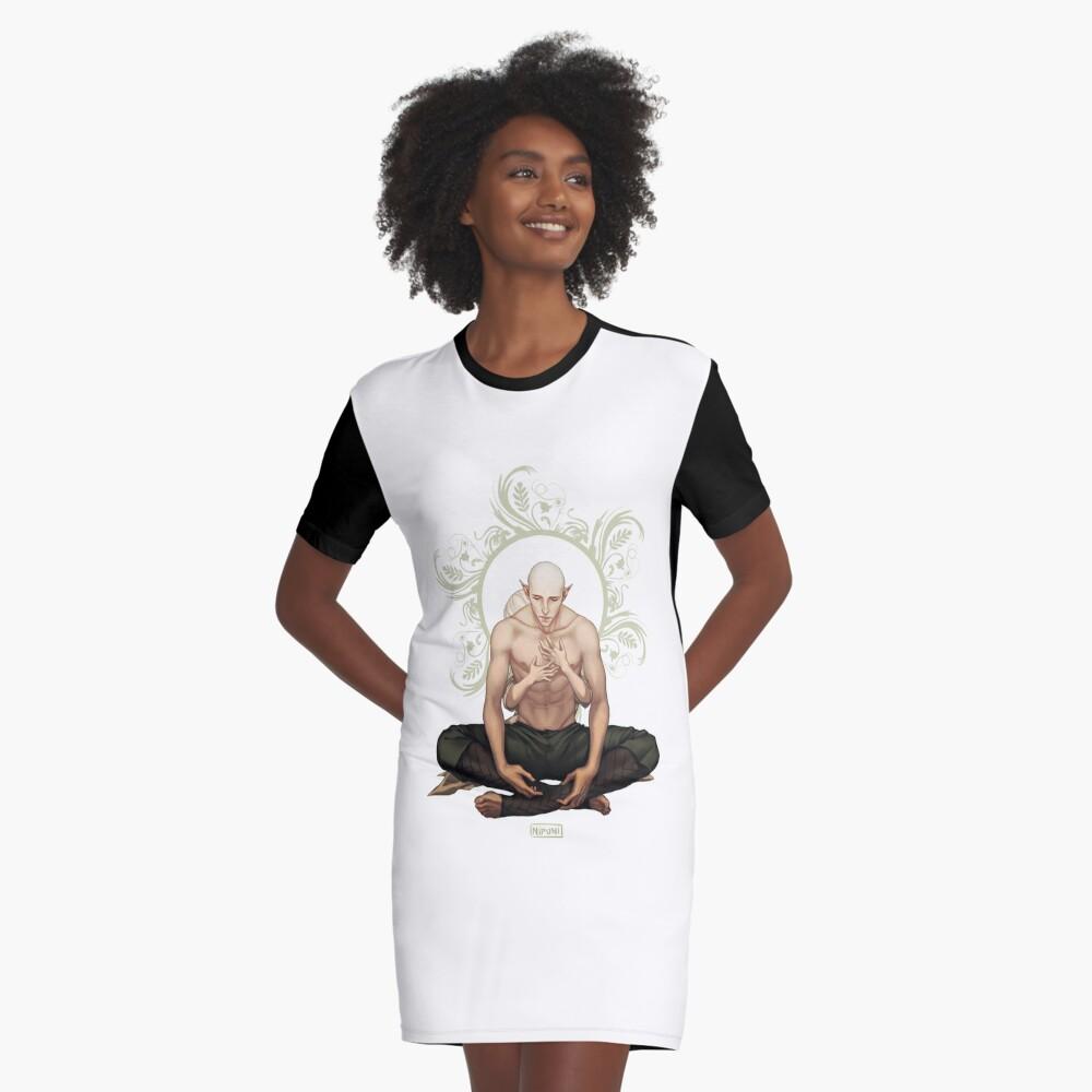 Hoffnung T-Shirt Kleid