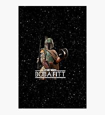 The force is strong with this one Photographic Print